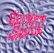 The second CD cover for the SECRET SAUCE debut cd